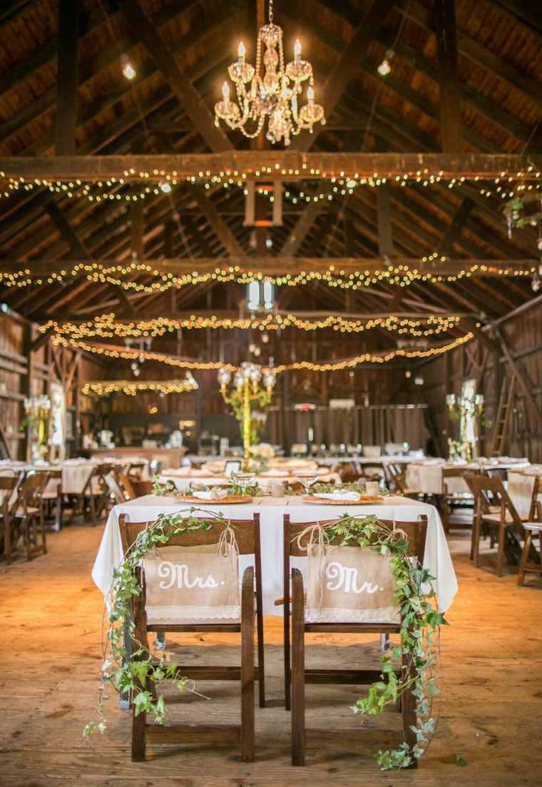 Decoracin vintage para bodas 27 ideas clsicas
