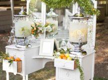 Decoración vintage para bodas 27 ideas clásicas