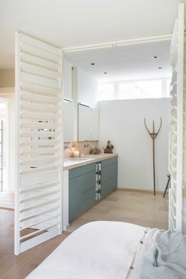 Persianas de madera modernas para todas las habitaciones