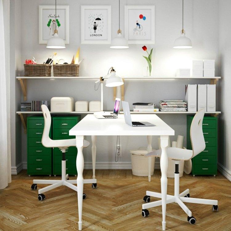 ikea pink desk chair patio with ottoman canada mesas de escritorio para el dormitorio del adolescente