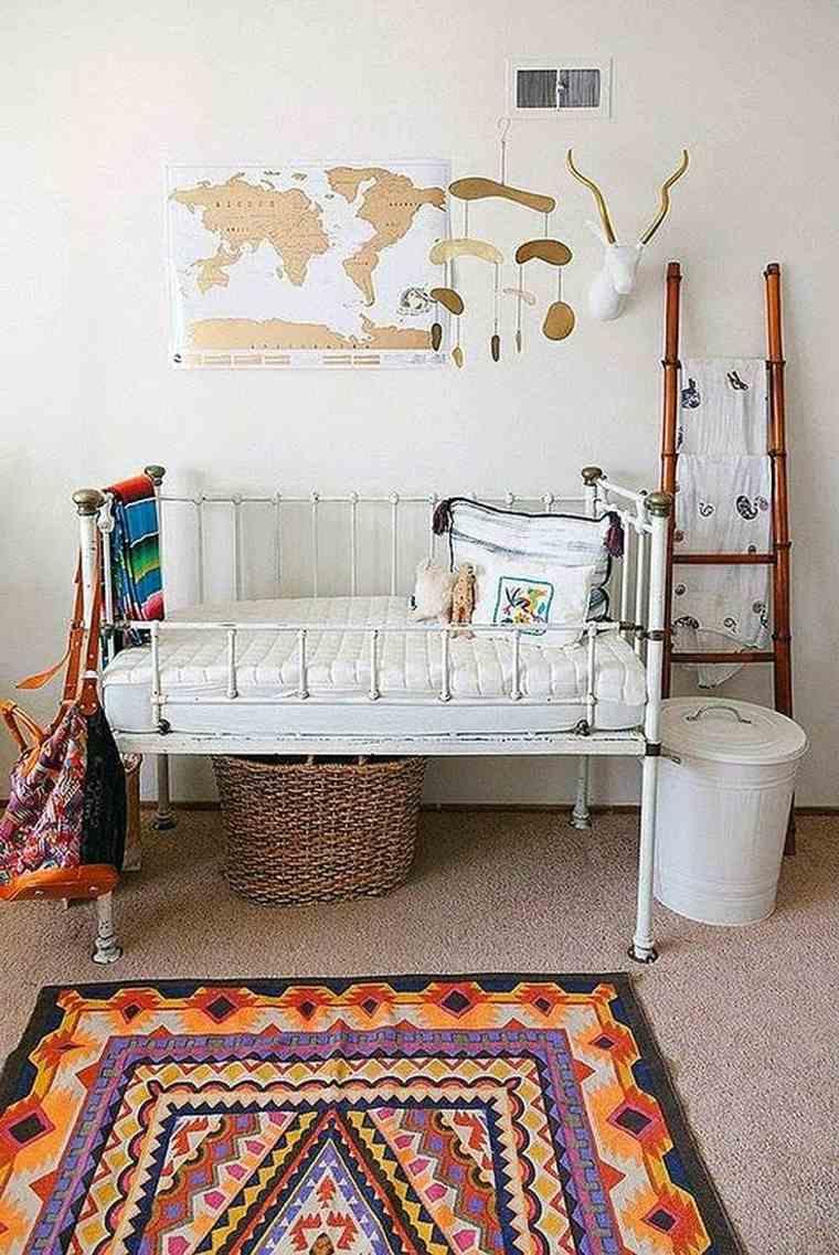 Dormitorios para nios de estilo boho chic  24 ideas nicos