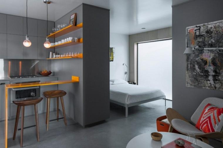 Apartamentos tipo estudio  ideas de decoracin