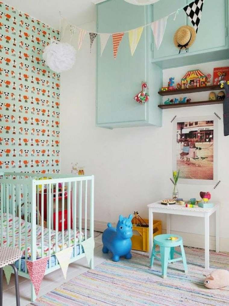 Decoracion habitacion infantil shabby chic  ideas