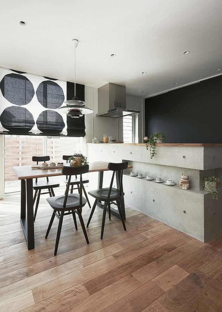 Decoracin de interiores minimalista ideas de comedores