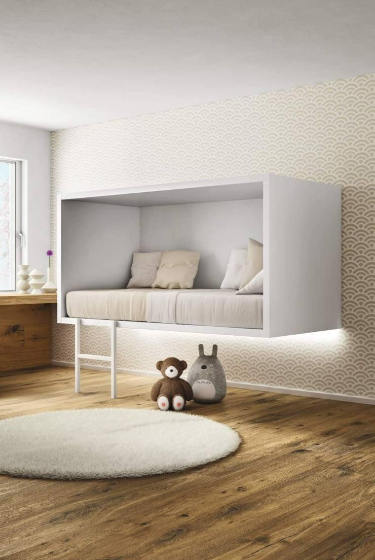 Habitaciones nios e ideas para decoracin atractiva