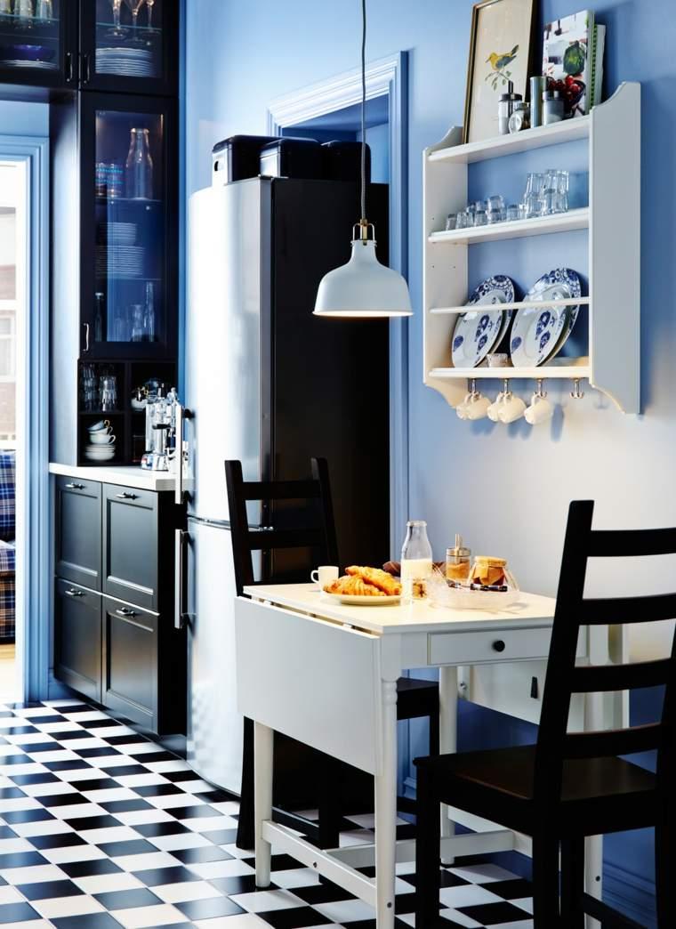 Muebles auxiliares de cocina 24 diseos interesantes