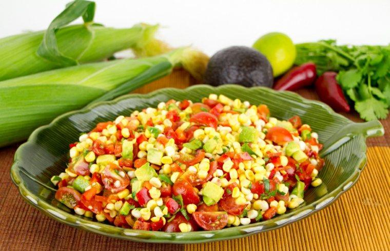 Recetas vegetarianas para comerse los dedos