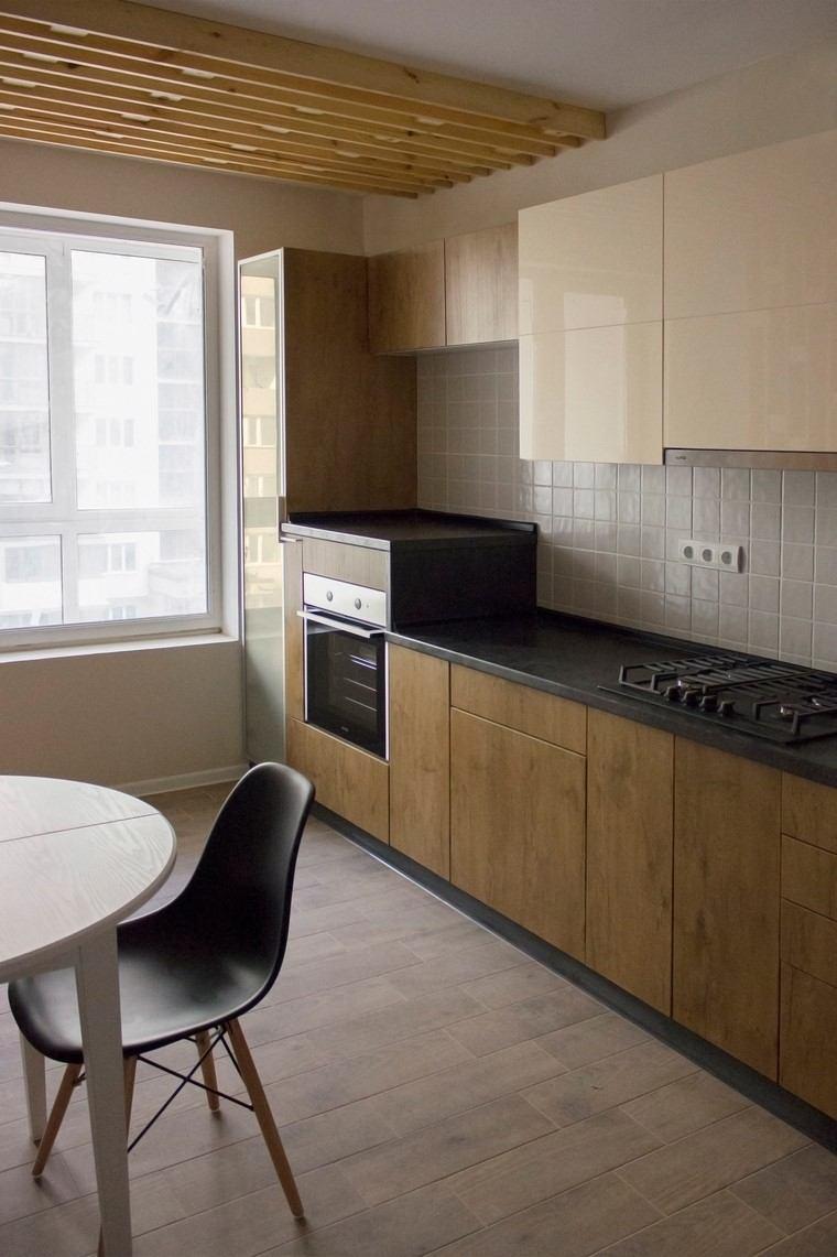 Textura madera para decorar la cocina