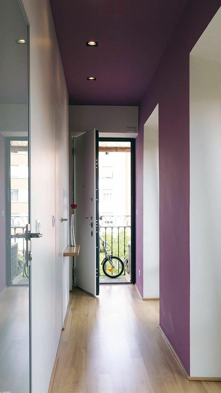 Decorar pasillos estrechos con diferentes ideas y estilos