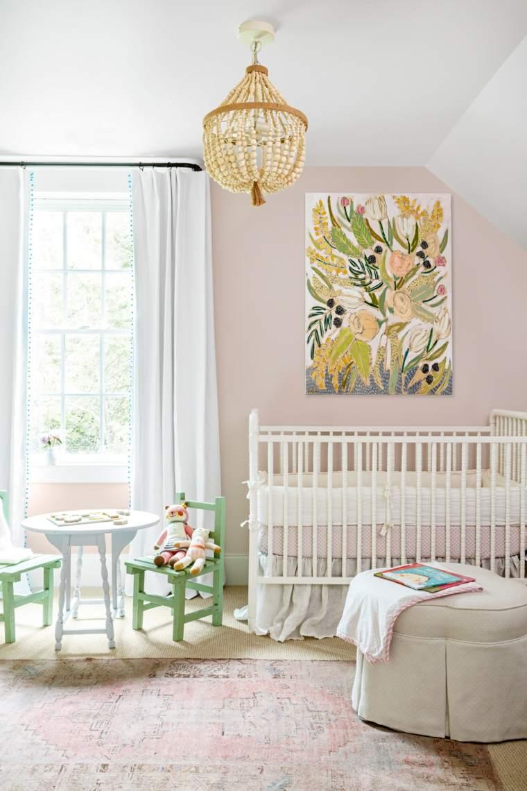 Ideas para habitacin de beb con estilo