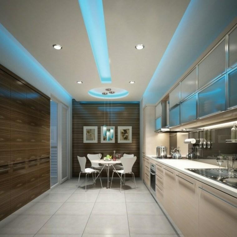 Iluminacion Led indirecta para interiores  42 ideas