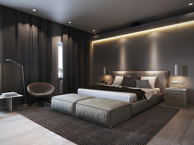 Decorar dormitorio principal  42 diseos al estilo
