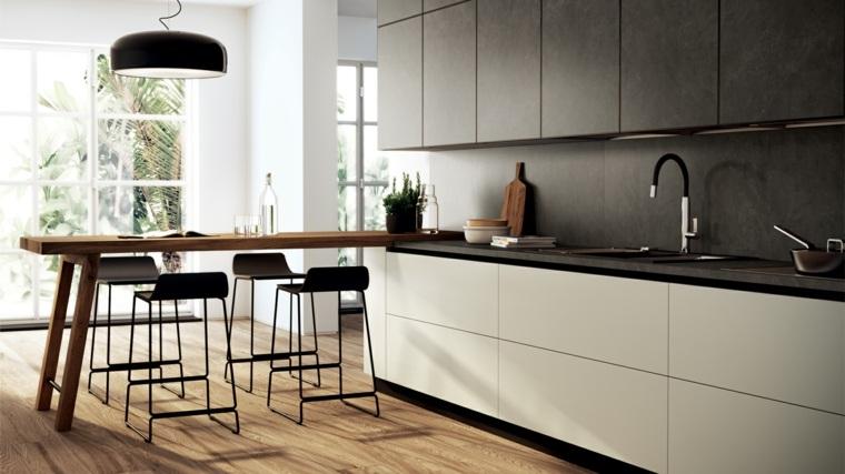 Diseño De Barra Para Cocina | Barras De Cocina De Diseño ...