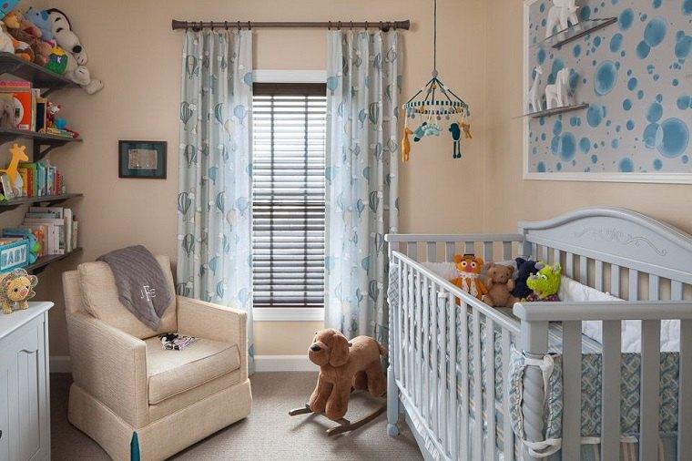Dormitorios de bebes  ideas para los ms pequeos