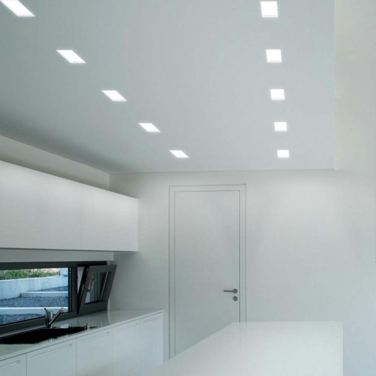 Luces LED de Panzeri para la iluminacin del interior