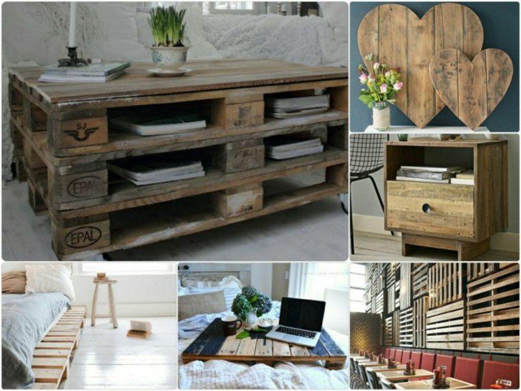 Europalet  42 ideas estupendas para muebles Diy