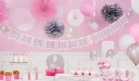 Decoracion baby shower nia - 24 ideas estupendas