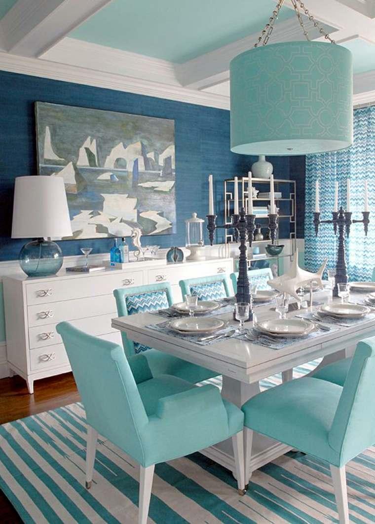 Color aguamarina  la tonalidad de moda para el 2017