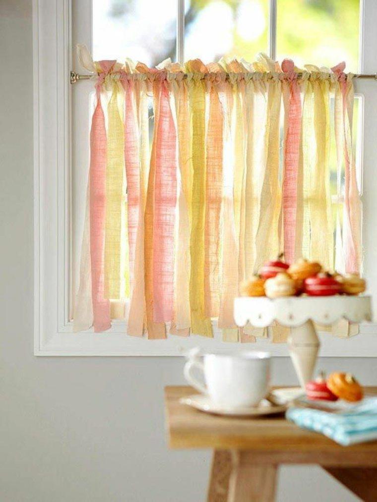 Cortinas para ventanas pequeas  24 diseos estupendos