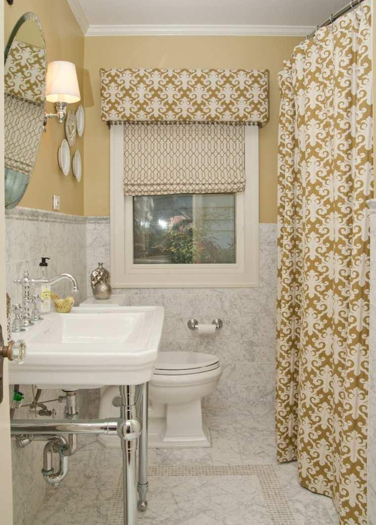 Cortinas ideas para llenar de estilo las ventanas pequeas
