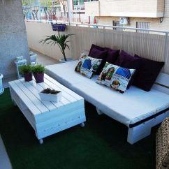Sofa Modernos 2017 Bed Covers Ready Made Uk Terrazas Con Palets - Más Ideas Para La Decoración De ...