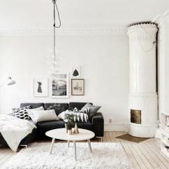 Sofa Modernos 2017 Extra Large Sectional Sofas With Chaise Salones De Diseño Estilo Nórdico Y Chic En 36 Fotos Bellas