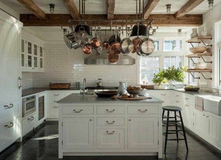 Cocinas con isla  ms de 45 espacios elegantes y prcticos