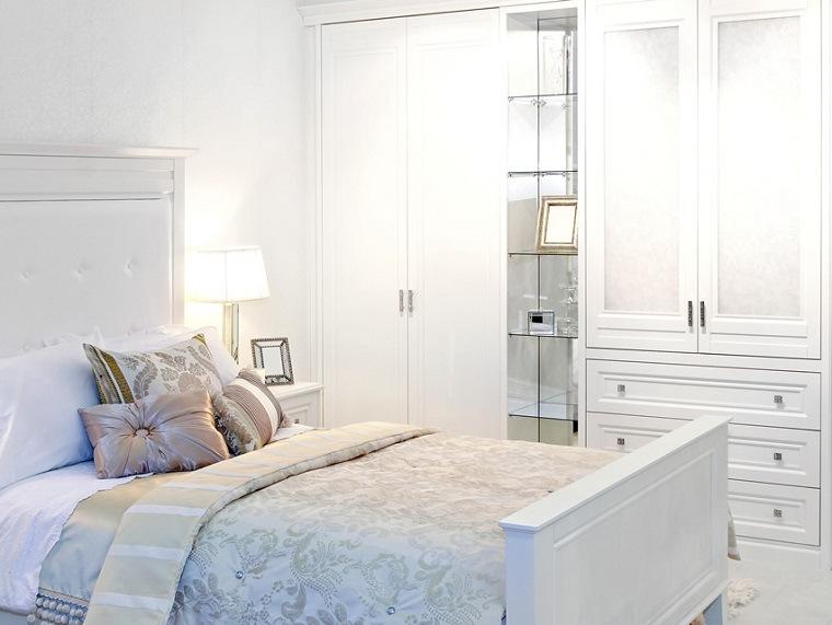 Dormitorios pequeos  ideas que causarn impacto a