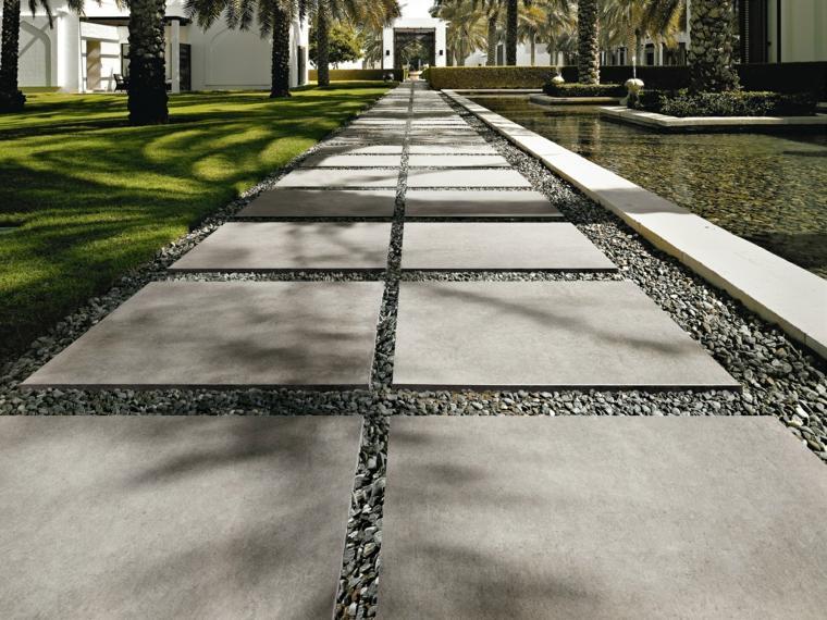 Pavimentos exteriores  Cmo escoger el material correcto