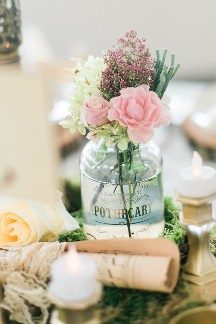 Centros de mesa para boda  Consejos y fotos inspiradoras