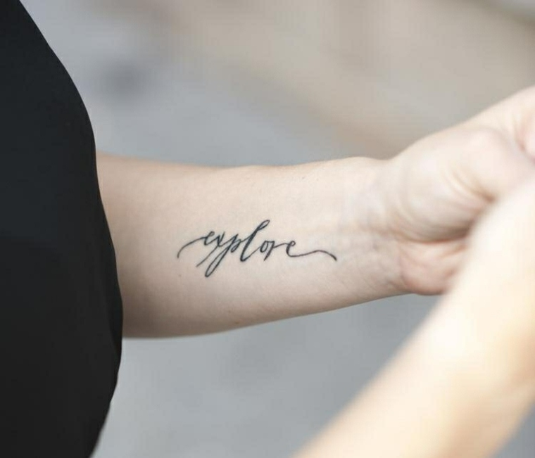 Frases Para Tatuar Una Forma De Decorar El Cuerpo Con Palabras