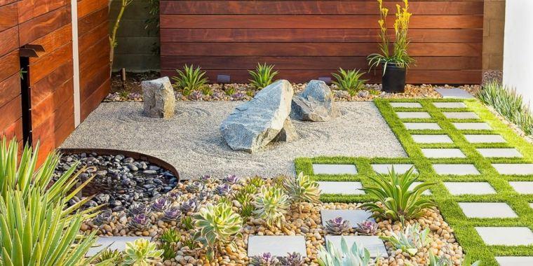Jardines zen exteriores  consejos especializados en paisajismo