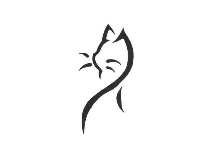 Tatuajes De Gatos Unos Diseños Tiernos Para Las Mujeres