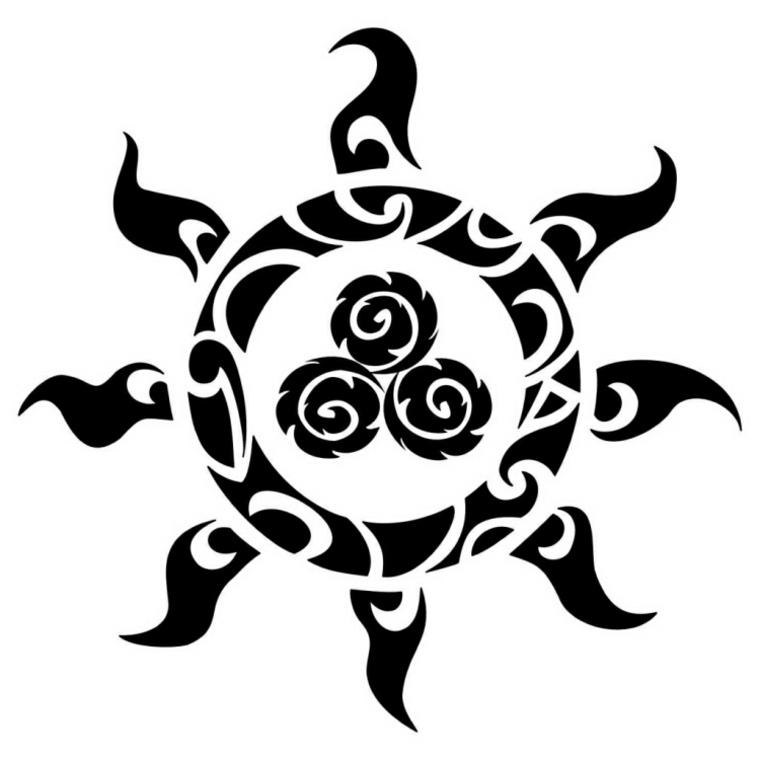 Tatuajes polinesios, el gran significado de sus símbolos
