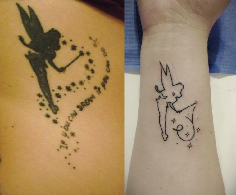 Dibujos De Tatuajes Disney Conservando El Niño Dentro