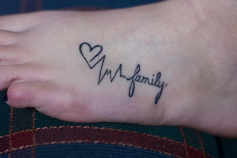 Fotos De Tatuajes De Latido De Corazón 70 Ideas Para Inspirarse