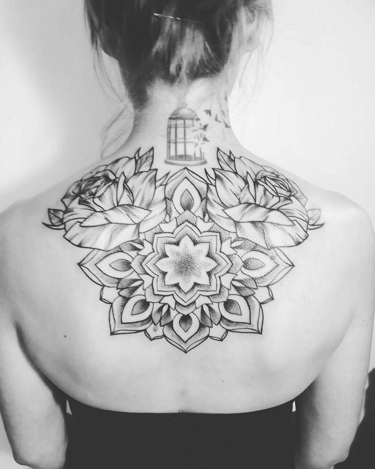 Tatuajes Mandalas Ideas De Diseños Místicos Y Significado