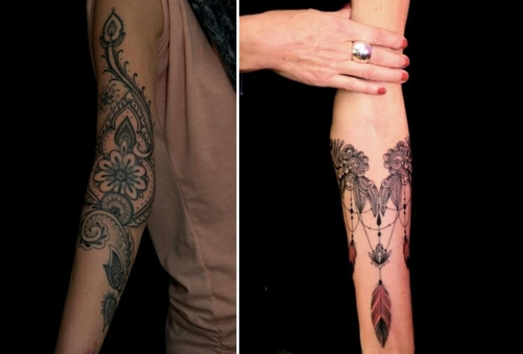 Tatuajes Con Flores Unas Ideas Muy Originales Para El Verano
