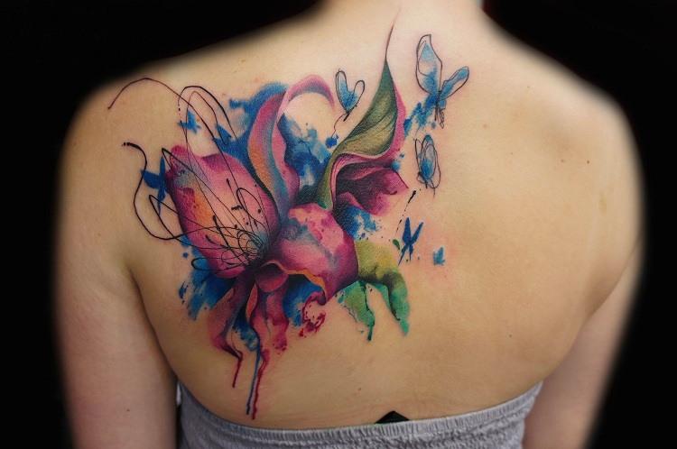 Tatuajes De Flores Los Diseños Más Populares Y Sus Significados