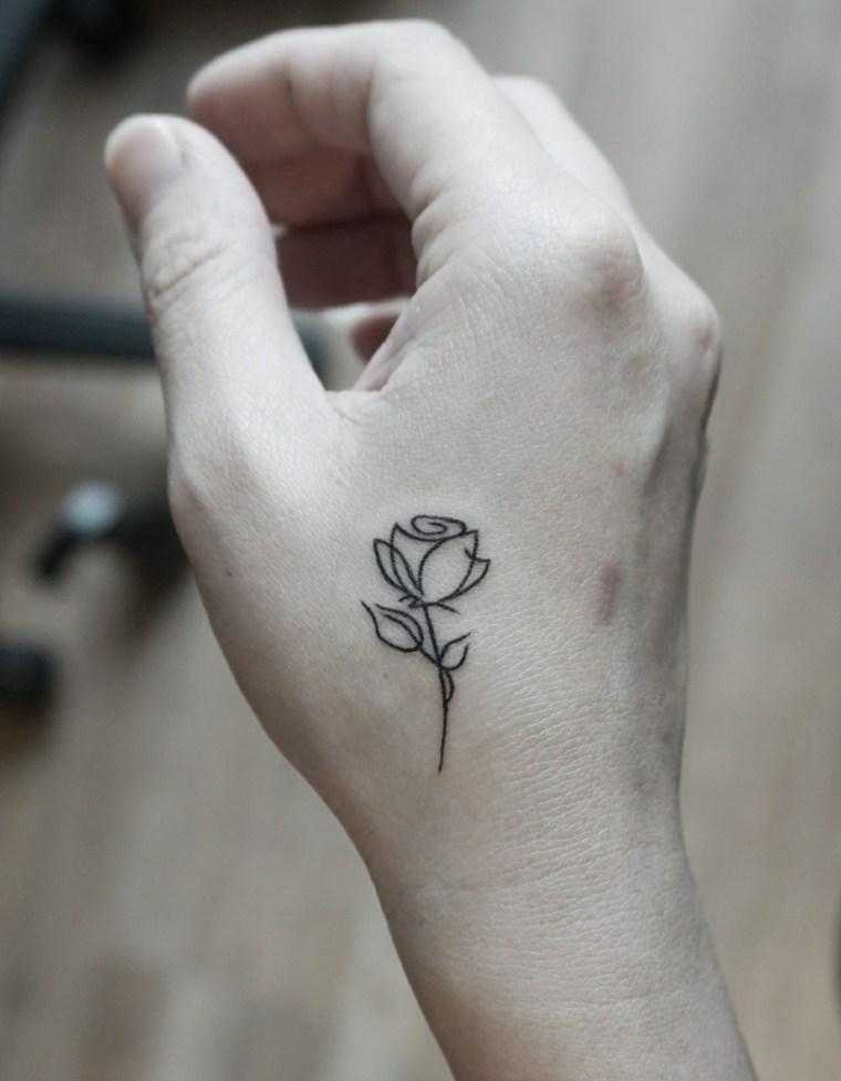 Tatuajes Elegantes Y Delicados Para Chicas Más De 70 Fotos