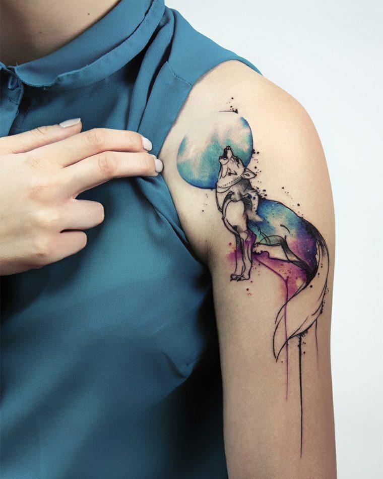 Tatuajes De Lobos 75 Ideas Y Diseños De Los Mejores Tatuadores