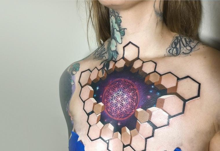 Tatuajes En 3d Más De 55 Ideas En Fotos Para Que Te Inspires