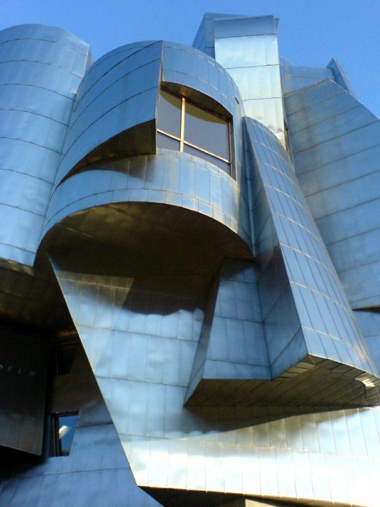 Arquitectura deconstructivista  arquitectos