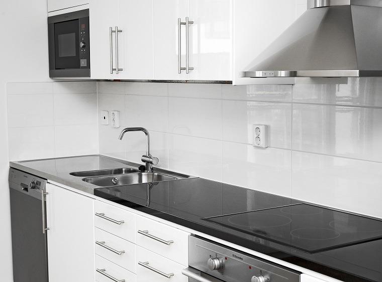 Cocina de granito negro  69 fotos inspiradoras de