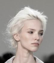 rubia platino - peinados de mujer