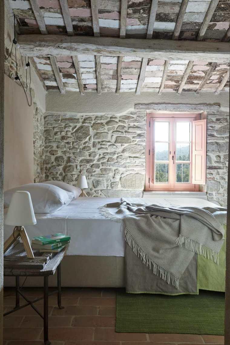 Paredes de piedra natural en el diseo del interior  Ideas para cada habitacin