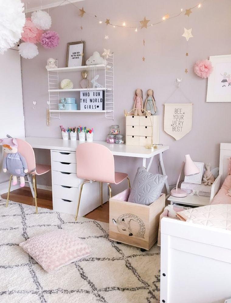 Dormitorios infantiles que entusiasmarn a los nios y a los mayores