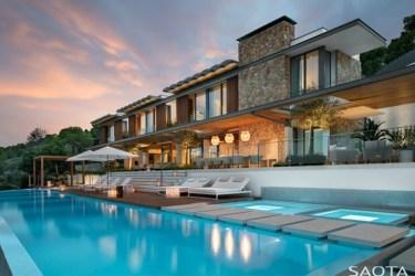 Arquitectura moderna diseño funcional y creativo por Saota