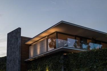 Arquitectura moderna en México Ramos House de José Juan