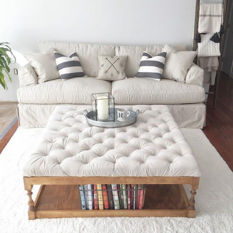 Muebles Bonitos Otomanas De Gran Tamao Para Diferentes